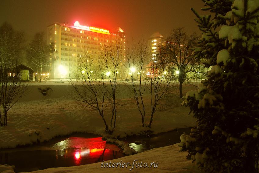 Фото Белокурихи