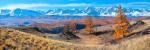 Яркое фото панорама