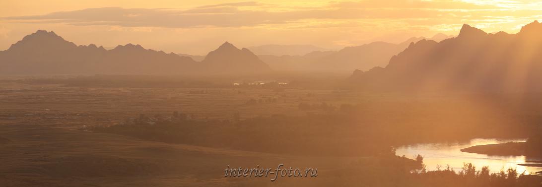 Красивое фото природы Тувы