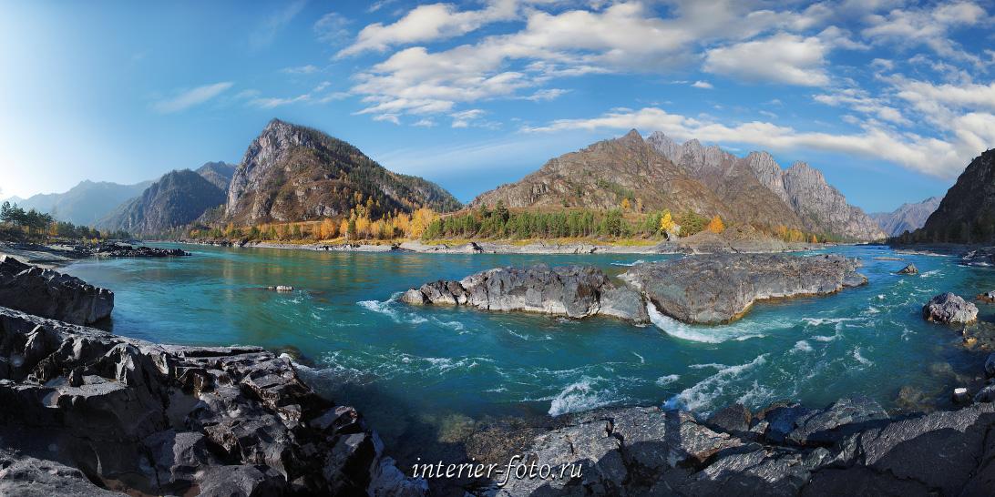 Купить недорогое фото реки