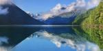 Панорама Мультинского озера