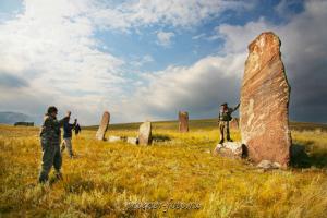Сафроновские могильники