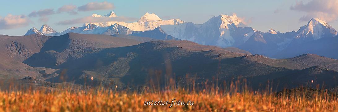 Современный пейзаж Горы