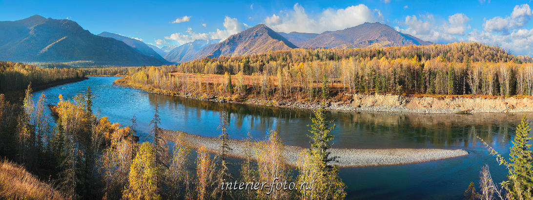 Виды Сибири Алтай