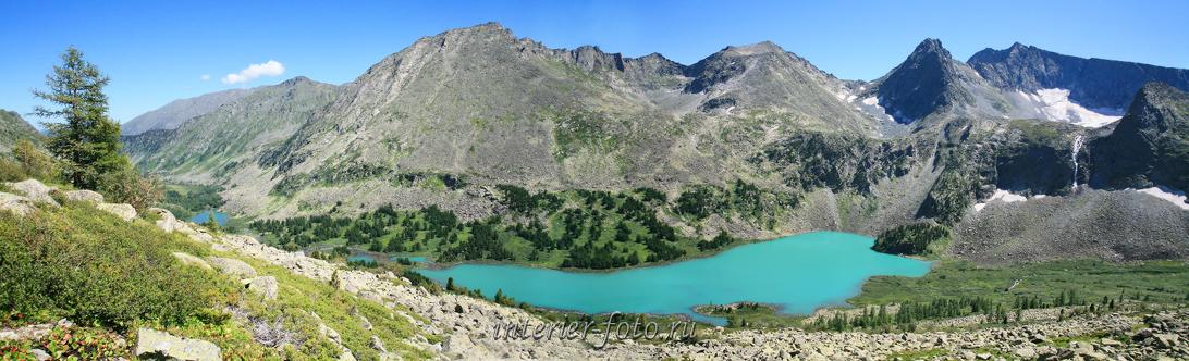 Выставка фотографий Горное озеро