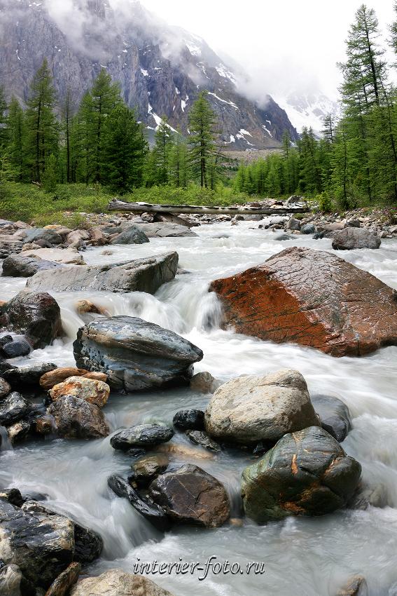 Река Актру - Алтай
