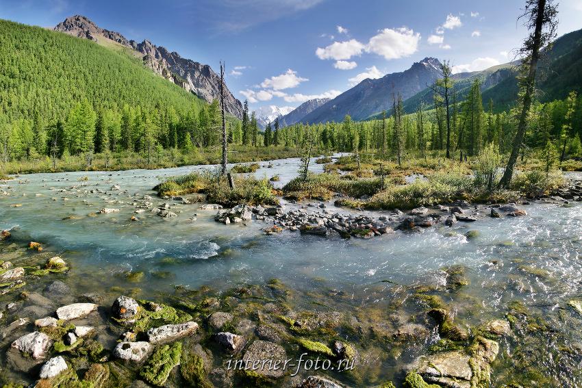 Картинки природы с речкой большого разрешения