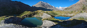 Дикие озера Аккол, Южно-Чуйский хребет
