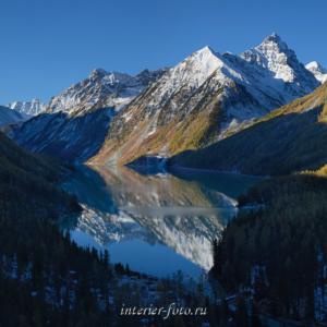 Кучерлинское озеро ранним утром (4278)