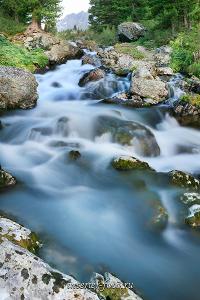 Каскады реки Куйгук