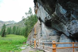 Грот Куйлю - долина Кучерлы