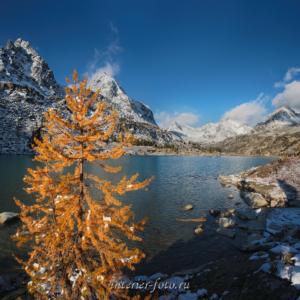 Квадратные фотографии Осень на Дарашколе
