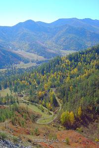 Перевал Чике-Таман