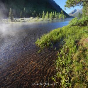 Фото пейзаж Мультинские озера