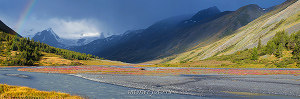 Река Талдура, Южно-Чуйский хребет