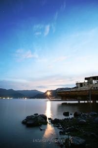 Вечер в Артыбаше - Телецкое озеро
