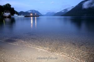Сумерки на Золотом озере - Артыбаш