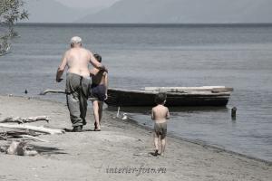 Рассказы старого рыбака - Карагай