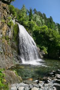 Водопад Корбу - Телецкое озеро