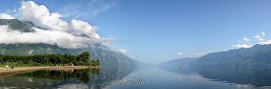 Фотопейзажи На юге Телецкого озера