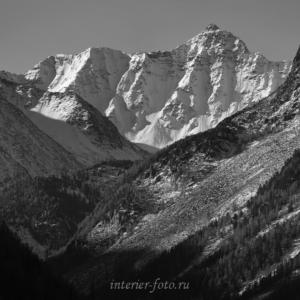 Вершины Катунского хребта