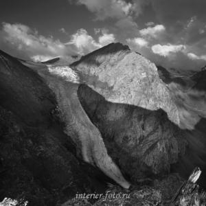Фото Горного Алтая Ледник Малый Актру