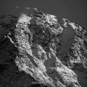 Безымянная вершина в долине Кучерлы