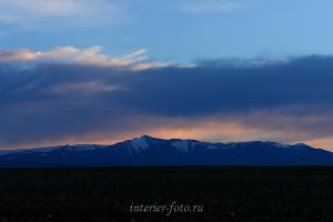 Гора Ирбисту - Южно-Чуйский хребет