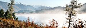 Язевое озеро в Казахстанском Алтае