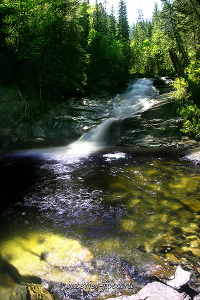 Водопад Ласковый мираж - Шинокские водопады