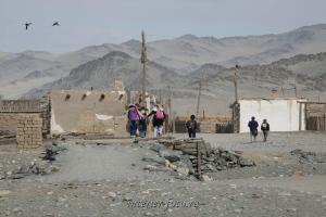 Школьники в Цэнгэле - Монголия