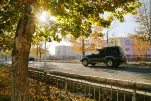 На улицах Ховда - Монголия