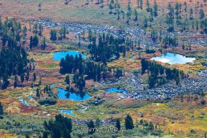 Осень в Золотой долине - Кузнецкий Алтатау