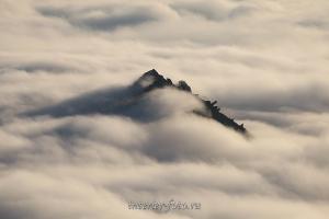 Остров в облаках - Кузнецкий Алатау