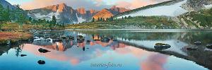 Золотая долина в Кузнецком Алатау