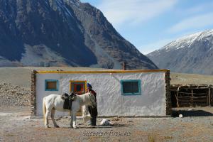 Монгольские тувинцы
