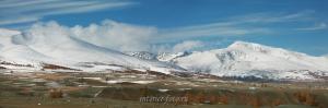 Алтайские горы Монголии - осень