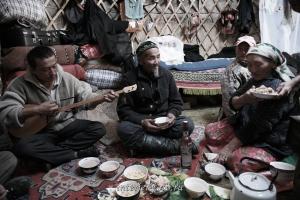 Монгольские казахи