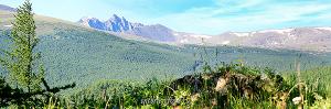 Священная гора Уч-Энмек