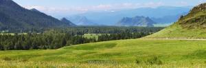 Караколькая долина - территория парка Уч-Энмек