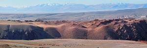 В сторону Монголии. Красная горка
