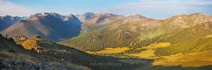 Долина Алтыгы-Айры - Катунский хребет