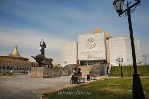Музей в Кызыле - Тува