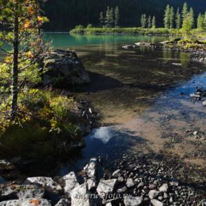 Утро на Нижнем озере - Малый Кулагаш
