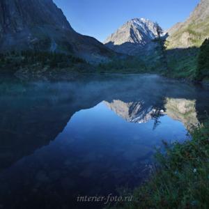 Ранее утро на Четвертом озере - Кулагаш