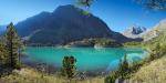 Четвертое озеро на Малом Кулагаше