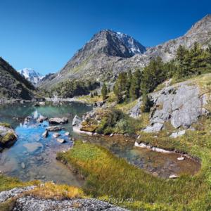 Пятое озеро на Малом Кулагаше