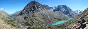 Долина Малого Кулагаша