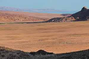 В сторону озера Ачит-Нуур