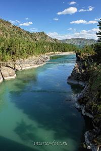 Катунские мостики - Алтай